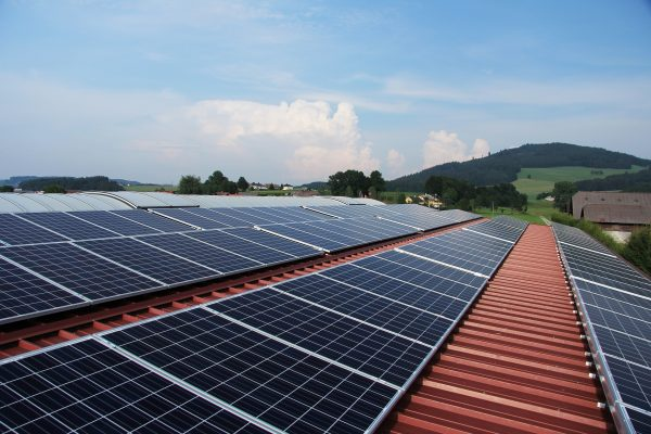 Solarpanels are becoming a hit in Bergen